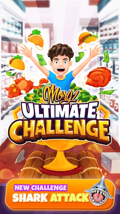 Morgz Ultimate Challenge screenshot-0