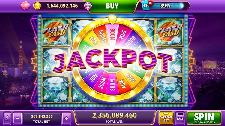 Gambino Slots Wheel of Fortune screenshot-0
