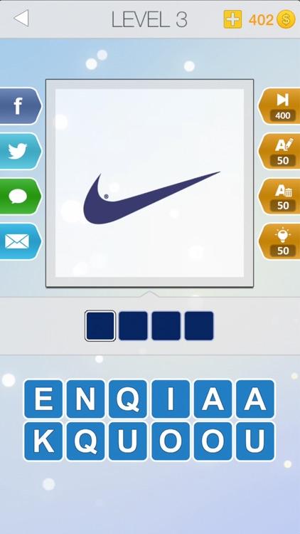 Logo Quiz - Guess Logos screenshot-3