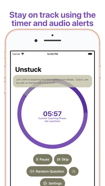 Unstuck - Coaching for Growth