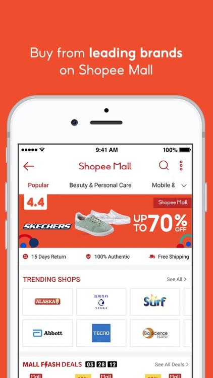 Shopee 4.4 Mega Shopping Sale screenshot-5