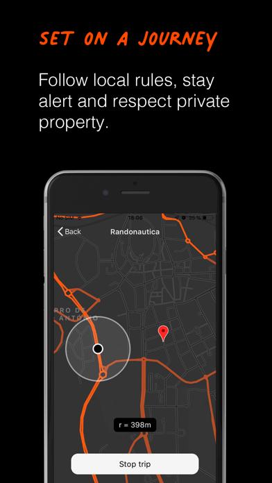 Randonautica reimagined Screenshot