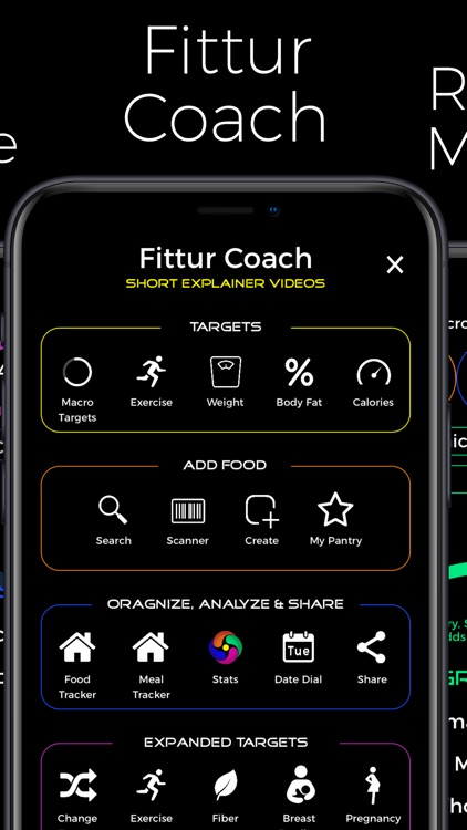Fittur Macro Tracker Diet App screenshot-6