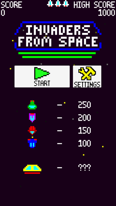 Invaders From Space Ad-Free screenshot 1