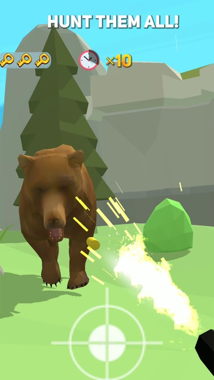 Hunting Season 3D screenshot-0