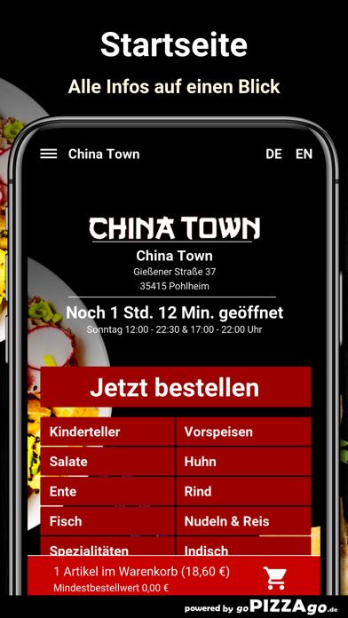 China Town Pohlheim screenshot 2