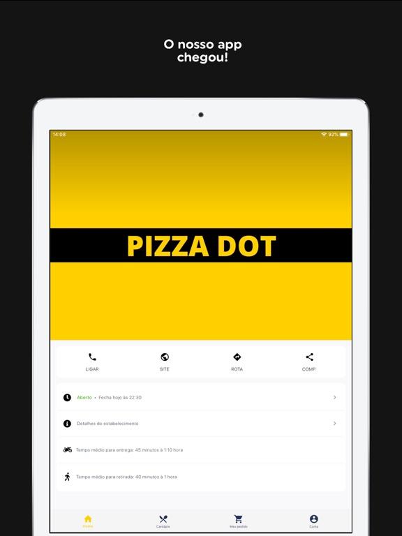 Pizza Dot Chapecó screenshot 7