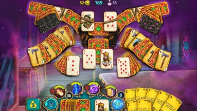 Solitaire: Fun Magic Card Game screenshot 7