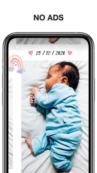 Babic: Baby Photo Art & Filter screenshot 4
