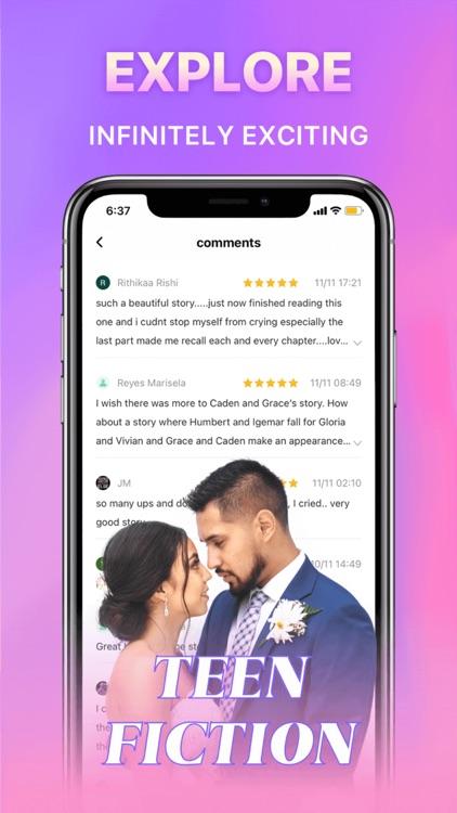 Hinovel - Read  Stories screenshot-4