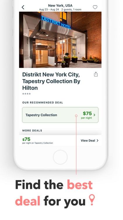 trivago: Compare hotel prices screenshot-4