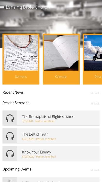 Lansing Bible Church