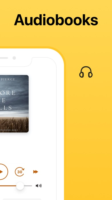MyBook: books and audiobooks Screenshot