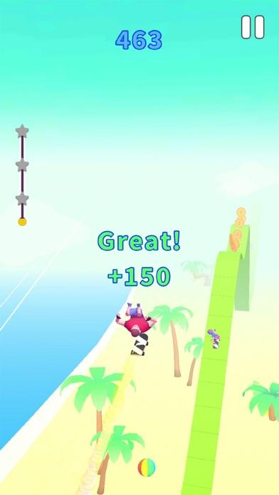 Crazy Ride 3D screenshot 1