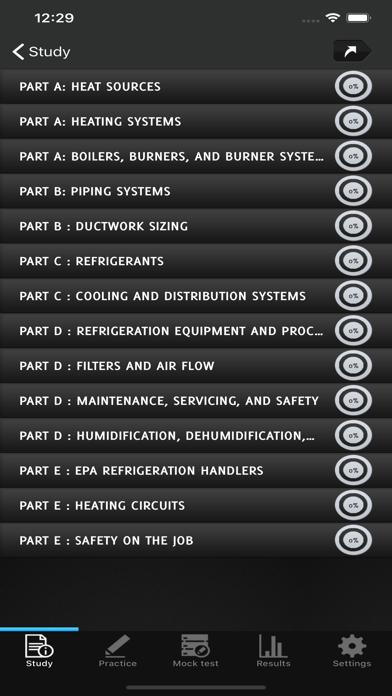 HVAC Licensing Exam screenshot 3