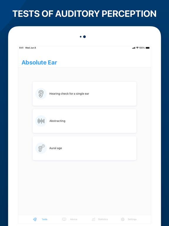 Absolute Ear screenshot