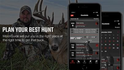 Deer Hunters MoonGuide 3.0 Screenshot