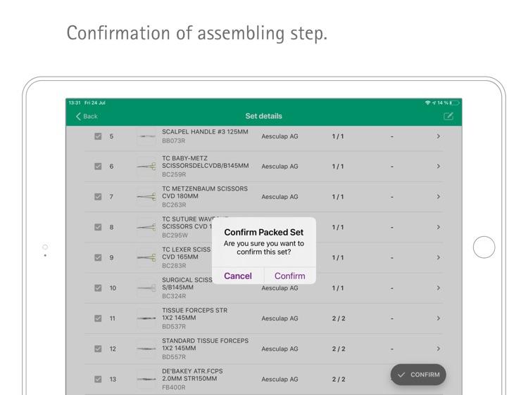 Tray Organizing Manager NG screenshot-4