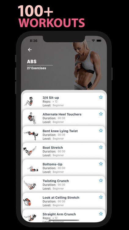 Workout For Women, Fit at Home