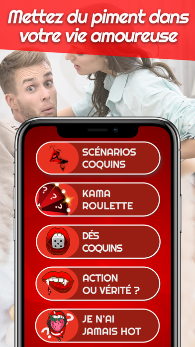 Sex Roulette : Jeux de sexe