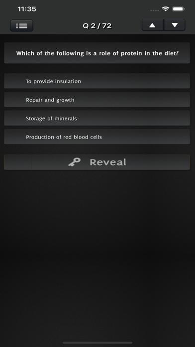 Level 2 Exercise & Fitness Q&A screenshot 3