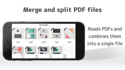 EasyPDF-разделение объединениеСкриншоты 1
