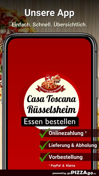 Casa Toscana Rüsselsheim screenshot 1