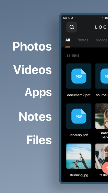 Locker: Photo Vault & App Lock