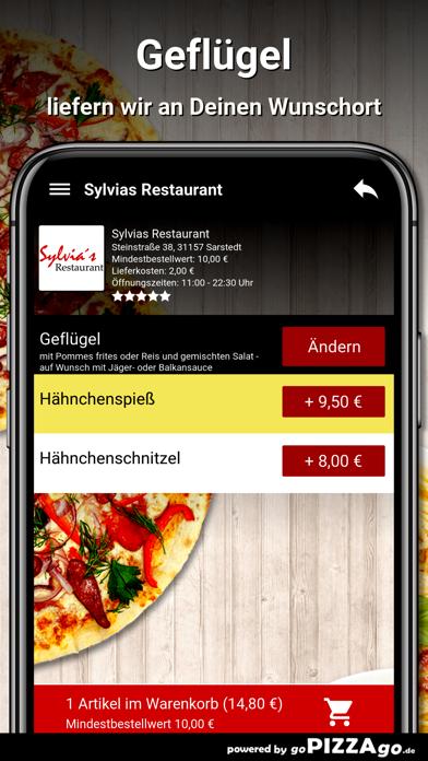 Sylvias Restaurant Sarstedt screenshot 6