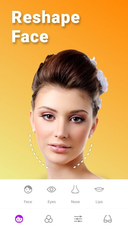 Beauty Editor Plus Face Makeup screenshot-4