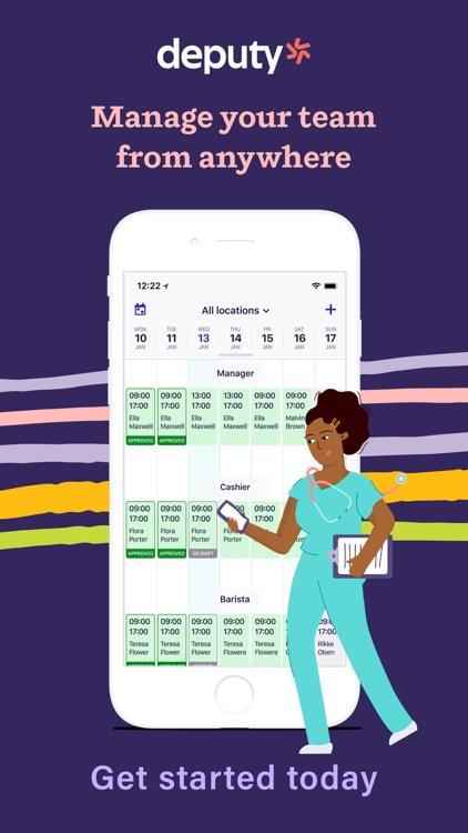 Deputy: Shift Schedule Maker screenshot-5