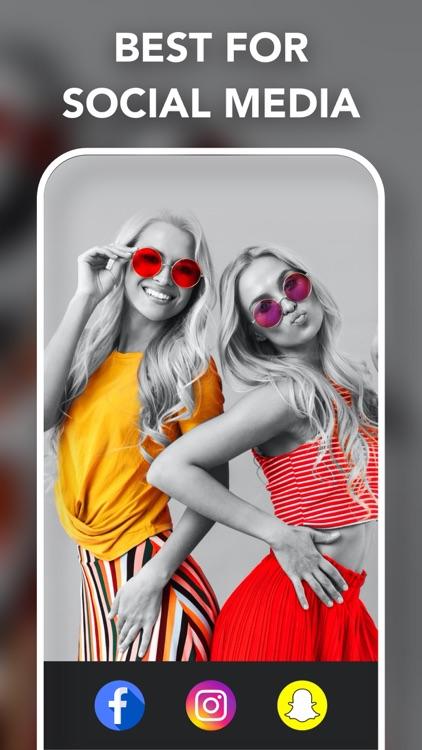 Color Pop Effects Photo Editor screenshot-4