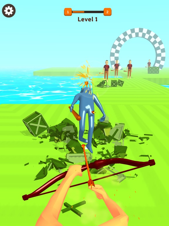 Archer Hero 3D screenshot 9