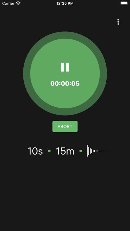 Unguided Meditation Timer screenshot-4