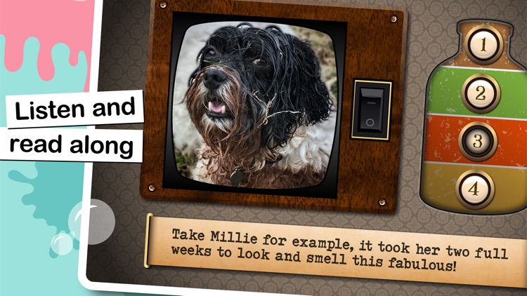 Millie's Bath Battle screenshot-2