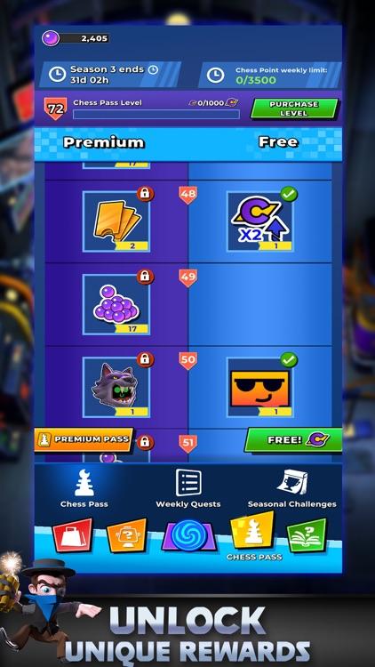 Chaos Combat Chess screenshot-5