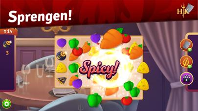 Hell's Kitchen: Match & DesignScreenshot von 5