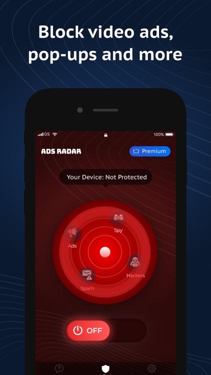 AdsRadar: Adblock Pro