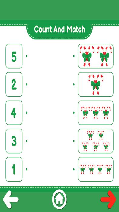 Count And Match XMas screenshot 9