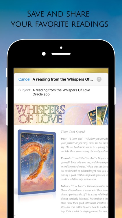 Whispers of Love Oracle screenshot-8