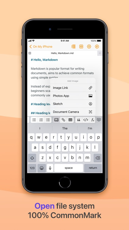 Taio - Markdown & Text Actions screenshot-4