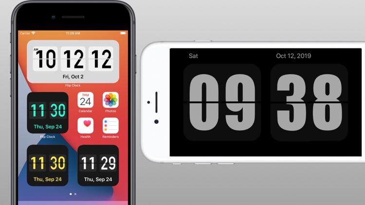 Flip Clock Pro - clock widgets