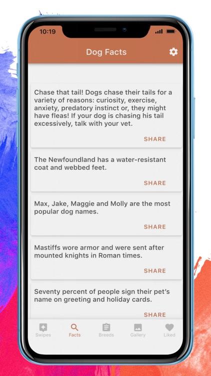 Doginder - Dog Encyclopedia screenshot-3