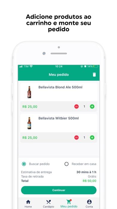 Cervejaria Bellavista screenshot 4