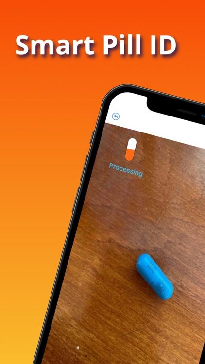 Smart Pill ID - Identify Drugs screenshot-0
