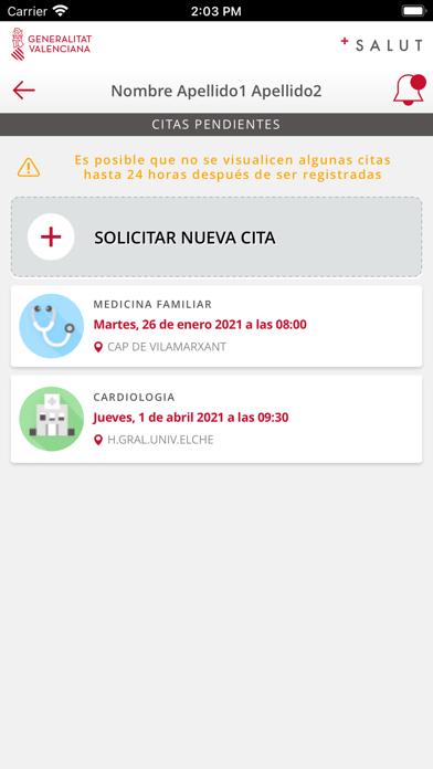 Descargar GVA +Salut para Android
