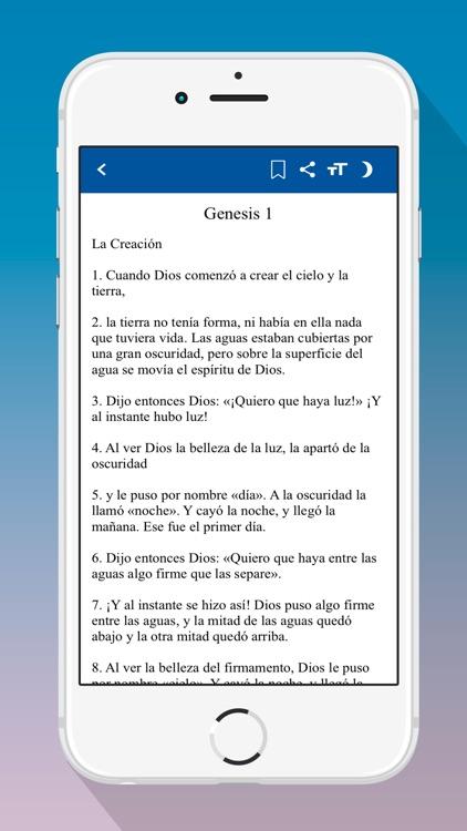 Santa Biblia (TLA) screenshot-5