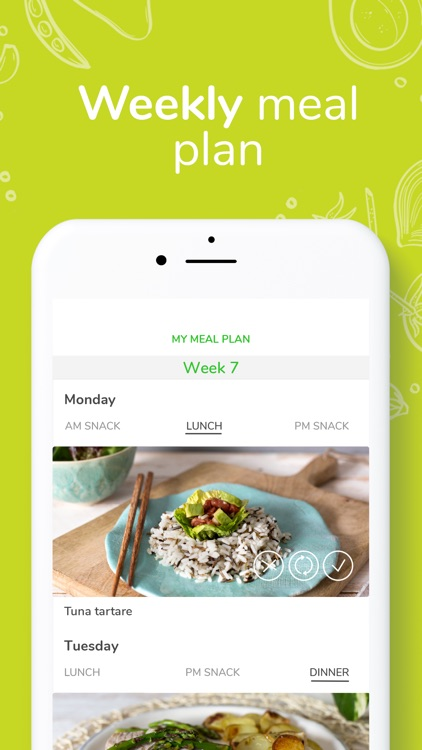 Nootric - Weight loss plans screenshot-3