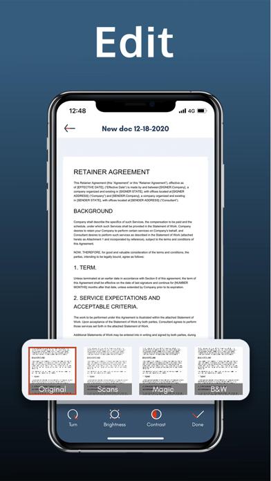 messages.download Scanner 360 App - PDF Scanner software