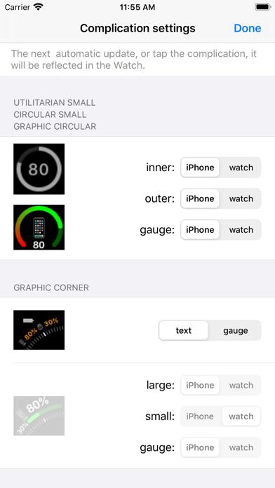 Скриншот №2 к BatteryPhone